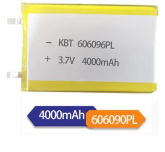 606090 rechargable Lithium ion Polymer battery or battery pack