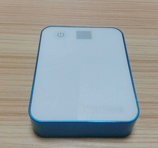 Magic square power bank with 2 usb output PB301