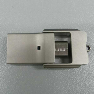 Mini metal OTG usb flash drive with micro port U5523