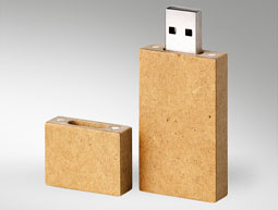 Eco-friendly usb flash drive with custom logo printing U568
