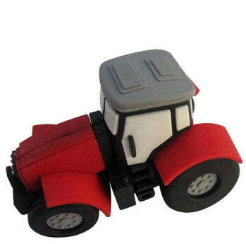 gifts promotional items tractor usb pen drive 2GB 4GB 8GB U722