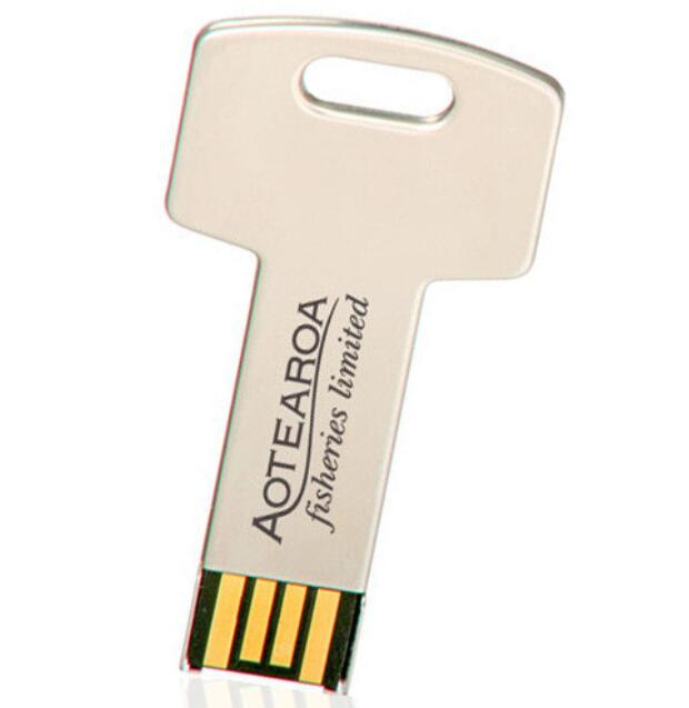Metal Key USB Flash Drive 16GB 32GB 64GB U079