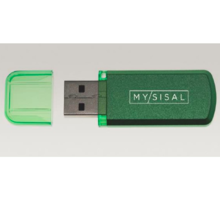Mini Plastic USB Memory Drive with LOGO Printed U1222