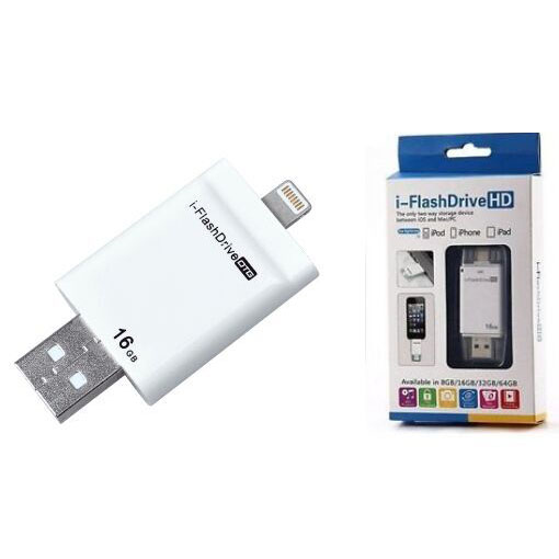 OTG i-flashdrive USB for iphone U679A