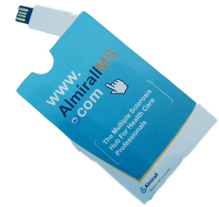 Paper webkey as promotional gift WK-01